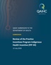 QAIHC Submission: Review of the Practice Incentives Program Indigenous Health Incentive (PIP IHI)