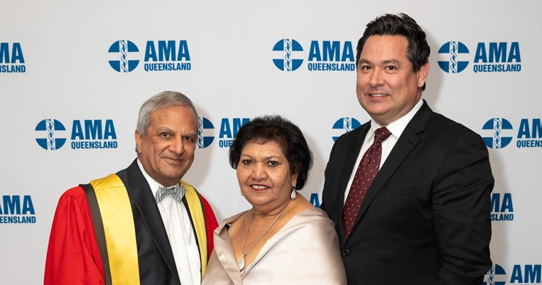 QAIHC Chairperson wins prestigious AMAQ award feature image