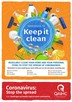 Keep it clean (poster)